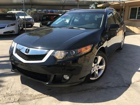 2012 Acura TSX Sport Wagon for sale in El Cajon, CA