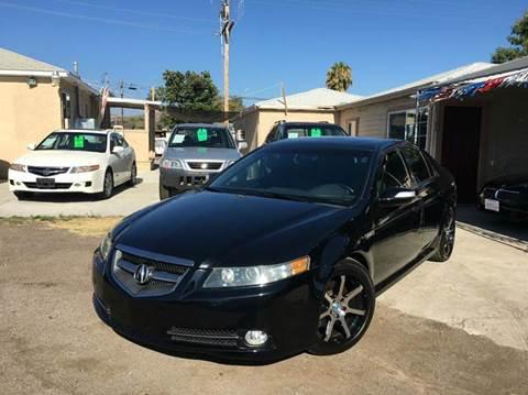 2007 Acura TL for sale in El Cajon, CA