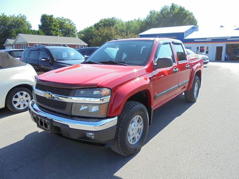 2008 chevrolet colorado 4x4 lt crew cab 4dr in phoenix ny roger phelps used cars. Black Bedroom Furniture Sets. Home Design Ideas