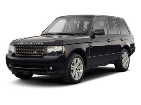 2011 Land Rover Range Rover for sale in Mishawaka, IN