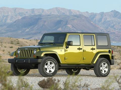 2009 Jeep Wrangler Unlimited for sale in Mishawaka, IN