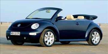 2003 Volkswagen New Beetle for sale in Mishawaka, IN