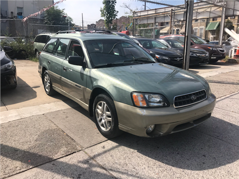 2004 Subaru Outback for sale in Brooklyn, NY
