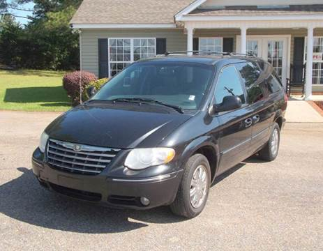 2005 Chrysler Town and Country for sale in Enterprise, AL
