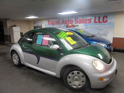 2001 Volkswagen New Beetle for sale in Denver, CO