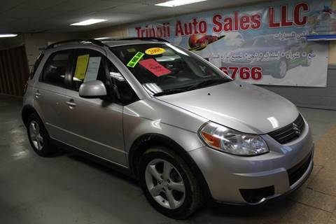 2008 Suzuki SX4 Crossover for sale in Denver, CO