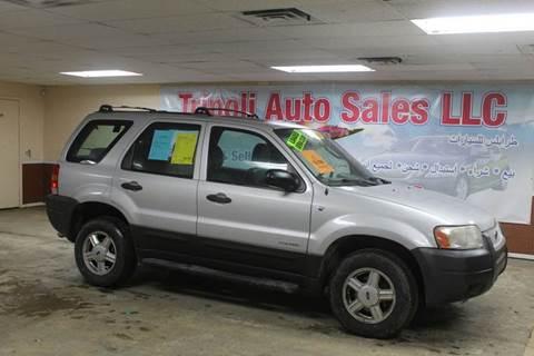 2002 Ford Escape for sale in Denver, CO