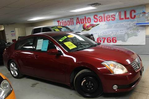 2006 Nissan Maxima for sale in Denver, CO