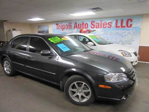 2000 Nissan Maxima for sale in Denver, CO