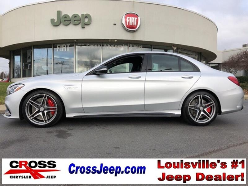 Used mercedes benz for sale in louisville ky for Cross motors louisville ky