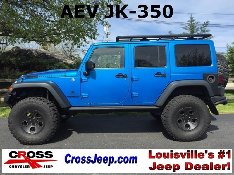 Used jeep wrangler for sale in louisville ky for Cross motors louisville ky
