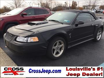 2002 Ford Mustang for sale in Louisville, KY
