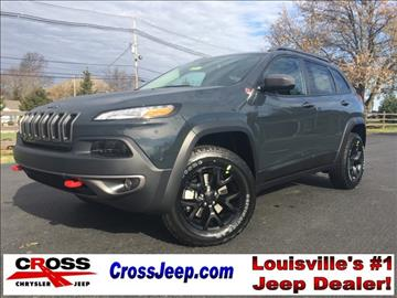 2017 Jeep Cherokee for sale in Louisville, KY