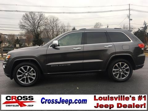 Tim Short Chrysler >> 2017 Jeep Grand Cherokee For Sale in Kentucky - Carsforsale.com