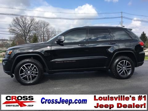 2017 jeep grand cherokee for sale in kentucky. Black Bedroom Furniture Sets. Home Design Ideas