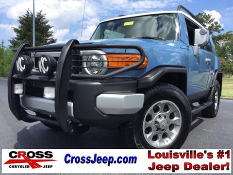 2013 Toyota FJ Cruiser for sale in Louisville, KY