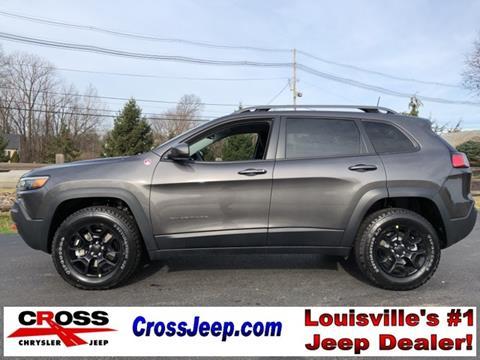 2019 Jeep Cherokee for sale in Louisville, KY