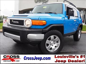 2007 Toyota FJ Cruiser for sale in Louisville, KY