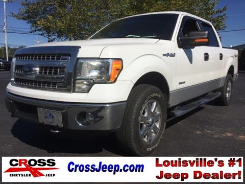 2013 Ford F-150 for sale in Louisville, KY