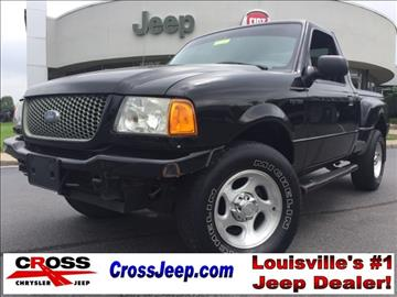 2001 Ford Ranger for sale in Louisville, KY
