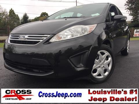 2013 Ford Fiesta for sale in Louisville, KY