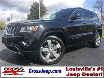 used jeep grand cherokee for sale kentucky. Black Bedroom Furniture Sets. Home Design Ideas
