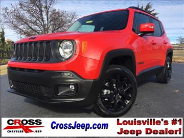 jeep renegade for sale kentucky. Black Bedroom Furniture Sets. Home Design Ideas