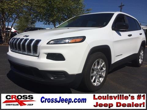 2014 Jeep Cherokee for sale in Louisville, KY