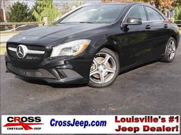 Used mercedes benz for sale louisville ky for Cross motors louisville ky