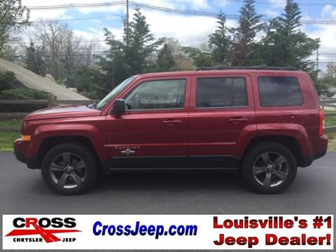 jeep patriot for sale in louisville ky. Black Bedroom Furniture Sets. Home Design Ideas