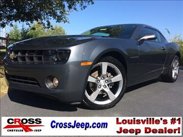 chevrolet camaro for sale louisville ky. Black Bedroom Furniture Sets. Home Design Ideas