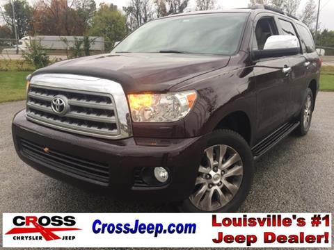 2012 Toyota Sequoia for sale in Louisville, KY