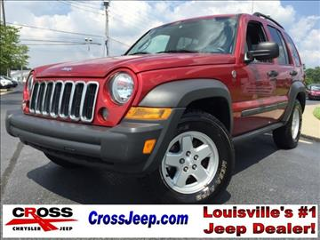 jeep liberty for sale kentucky. Black Bedroom Furniture Sets. Home Design Ideas