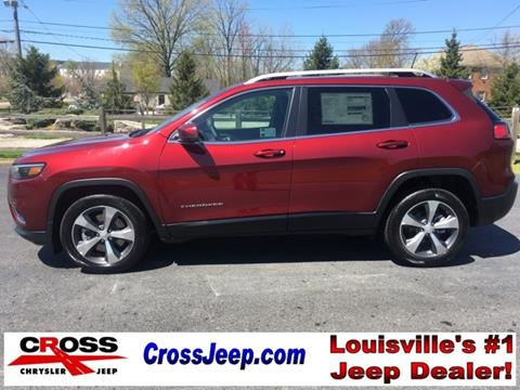 2019 Jeep Cherokee for sale in Louisville, KY