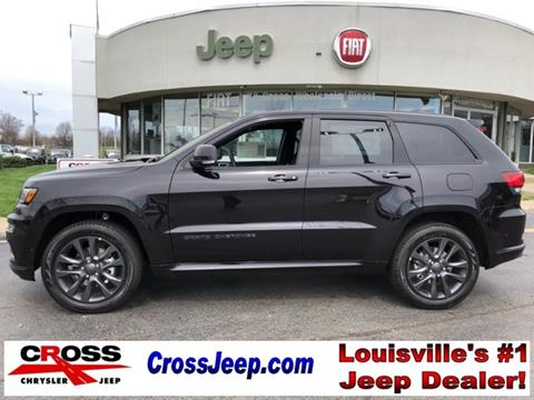 2018 jeep grand cherokee for sale in louisville ky. Black Bedroom Furniture Sets. Home Design Ideas