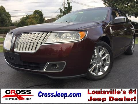 2012 Lincoln MKZ for sale in Louisville, KY