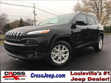 2017 Jeep Cherokee for sale in Louisville, KY