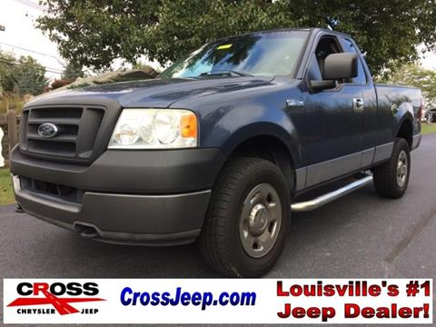 2005 Ford F-150 for sale in Louisville, KY