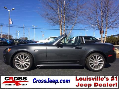2017 FIAT 124 Spider for sale in Louisville, KY