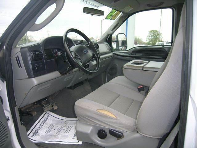 2005 Ford F-250 Super Duty