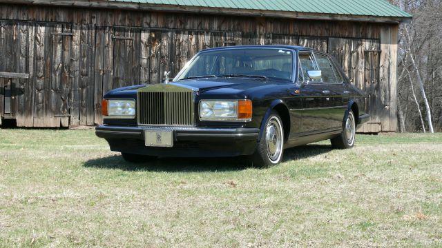 1991 Rolls-Royce Silver Spirit