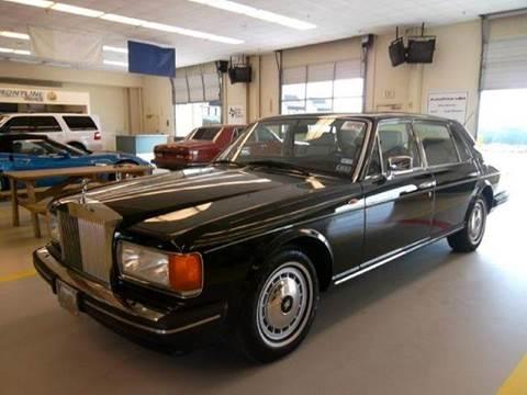 1995 Rolls-Royce Silver Dawn