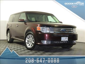 Ford flex for sale idaho for Goode motors burley idaho