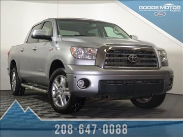 2008 Toyota Tundra for sale in Burley, ID