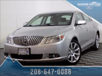2011 Buick LaCrosse for sale in Burley, ID