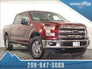 2015 ford f 150 for sale. Black Bedroom Furniture Sets. Home Design Ideas