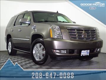 Cadillac escalade for sale idaho for Goode motors burley idaho