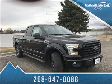 2017 Ford F-150 for sale in Burley, ID