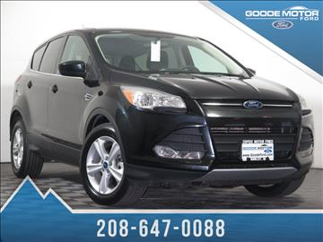 Best used cars for sale burley id for Goode motors burley idaho