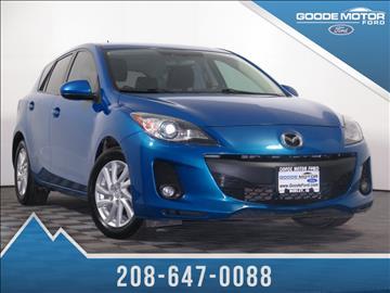 Mazda mazda3 for sale idaho for Goode motors burley idaho
